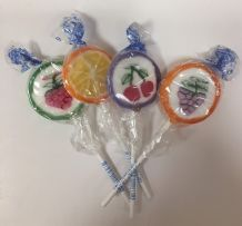 Fruit Rock Lolly 10g